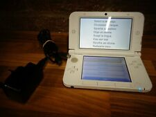 NINTENDO 3DS XL WHITE CONSOLE