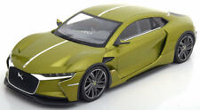 Norev 2016 Citroen DS E-Tense Salon Geneve Green Metallic in 1/18 Scale In Stock