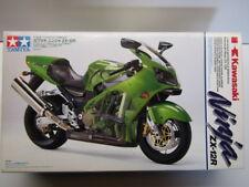 Tamiya 1:12 Scale Kawasaki ZX-12R Ninja Model Kit - Clear Body Work - New #14084