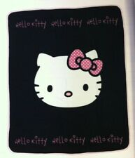 Officiel Hello Kitty Doudou couverture polaire