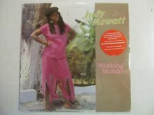 JUDY MOWATT WORKING WONDERS SEALED 1985 CANADIAN LP SHANACHIE JAMAICAN REGGAE