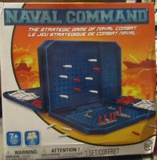 NEW NAVAL COMMAND THE STRATEGIC GAME OF NAVAL COMBAT BATTLESHIP GAME