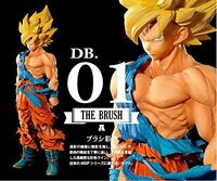 Dragon Ball SUPER MASTER STARS PIECE THE SON GOKOU Figure BRUSH 01 GOKU Japan