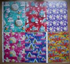 Diddl Geschenkpapier A4-Zuschnitt Weihnachtsrolle Nr. 1, 4, 6, 7, 8, 9