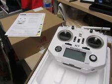 FrSky Taranis Q X7  2.4GHz 16-Channel Transmitter White Brand New !
