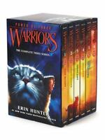 Warriors Power of Three: Warriors Vols. 1 to 6 by Erin Hunter (2015, Paperback)