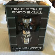 SDCC 2015 TOYNAMI EXCLUSIVE Terminator Genisys ½ Scale Endo Skull Legacy Effects
