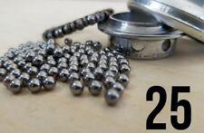 "(25) 5/32"" Inch Steel Bearing Balls campagnolo shimano suntour headset"