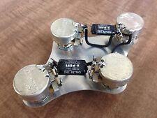 Gibson 300k Linear Taper Pots Les Paul 50's Wiring .022 Vitamin Q Cap Epiphone