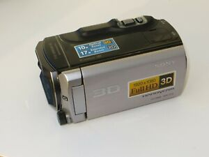 Sony Handycam HDR TD 10E 3D Camcorder