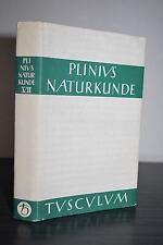 Plinius Secundus der Ältere, Naturkunde - Buch VII