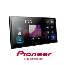 Pioneer SPH-DA250DAB - Mechless Double DIN Stereo Apple Car Play / Android Auto