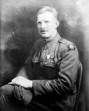 c1918-Alvin Cullum York -U.S. Army Hero of World War 1-Medal of Honor-8x10 Photo