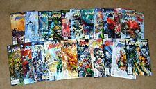 Aquaman #0-20 Complete Set 2011 All 1st Prints DC The New 52 VF/NM