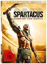 Spartacus - Gods of the Arena (2012), 3, neuwertig DVD TOP-Zustand  Vermietrecht