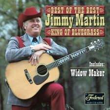 Best Of The Best - Martin,Jimmy (2001, CD NEUF)