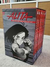 More details for battle angel alita deluxe complete series box set