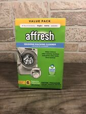 Affresh Washing Machine Cleaner, 6 Tablets: Cleans Front Top Washer (BEST VALUE)