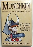 Munchkin Steve Jackson Games Card Game 2011 Complete