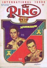 Revues de sport sur boxe