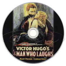 The Man Who Laughs (1928) Conrad Veidt, Drama, Horror, Mystery Film/Movie on DVD