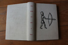 Michel LETURMY - Dieux héros et mythes - club Français du livre, numéroté 1958