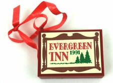 Hallmark Keepsake Christmas Ornament Holiday Cafe 1991 Matchbox Memories