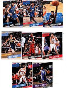 2017-18 Panini Prestige Basketball 8 card Lot ~ #'s 73 30 45 87 108 113 162 183