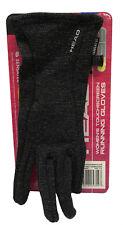 Head Running Gloves Heather Grey Women Large Touchscreen Compatible Sport Winter