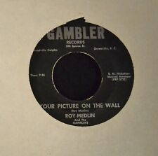 LISTEN MP3 OBSCURE COUNTRY Roy Medlin Gambler 5722 Your Picture On The Wall