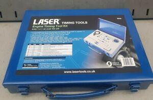 Laser 6809 Engine Timing Tool Set For VAG 1.4/1.6/2.0i TDi CR
