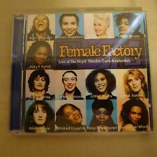 CD Female Factory Live at the Royal Theatre Carre Amsterdam International World