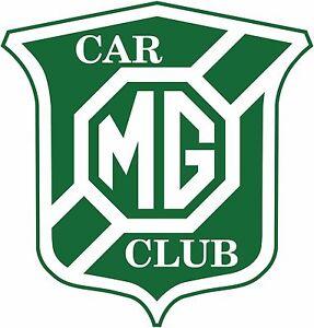 NEW MG Car Club JOINT Membership