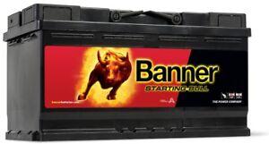 019 Banner Starting Bull Car Battery (59533)