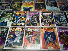 Detective 659-677 NM to VF/NM 9.4 Knightfall Knight Quest Knights End Comp Run
