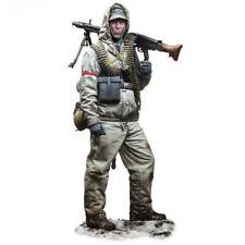 1:16 resin soldiers figures model WWII German Gunner high quality 27113