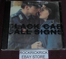 BLACK CAB - CALL SIGNS -13 TRACK RARE CD- (LORCD-115)