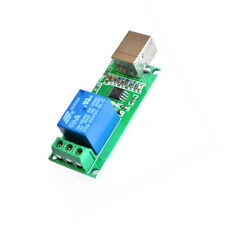 5V USB Relay 1 Channel Programmable Computer Control For Smart Home NEW S