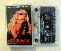 Cassette: Barb Wire Soundtrack: Pamerla Anderson movie Motley Crue
