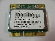 Sony PCG-7184L VGN-NW225F VGN-NW Wireless Half MiniCard AR5B95 145815712 (K30-18