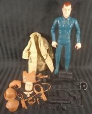 VINTAGE 1965 Double Agent MIKE HAZARD MARX action figure AWESOME FIRST RELEASE!!