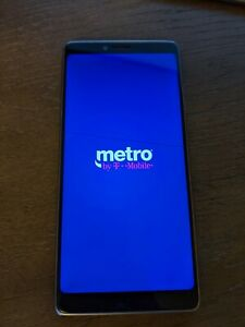 Coolpad Legacy - 32GB - Medieval Gray (Metro PCS) - hairline crack