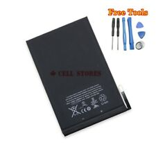 New Replacement Battery for iPad Mini 1 A1432 A1454 A1455 4440mAh + Tools