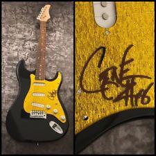 GFA Dethklok & Metalocalypse * GENE HOGLAN * Signed Electric Guitar AD1 COA
