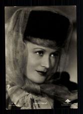 Marte Harell Film-Foto-Verlag 30er Jahre Postkarte Nr. G 141 + P 6622