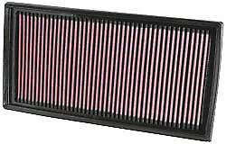 K&N Air Filter for MERCEDES BENZ 2015  C63 AMG 6.3L V8 F/I - All, 33-2405