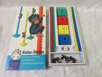 Kletter-Affchen Monkey Race Table Game Spear-Spiel 20040 Germany Vtg