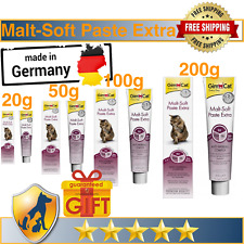 GimCat Malt Soft Paste Extra For Cats Anti Hairball Complex(Remedy) 20-200g