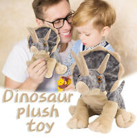 Plush Dinosaur Stuffed Toy Baby Playing With Plush Toy Pillow Doll Kid's Gift