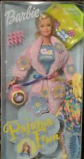 Vintage 1999 Barbie Doll Pajama Fun in mint condition-NIB